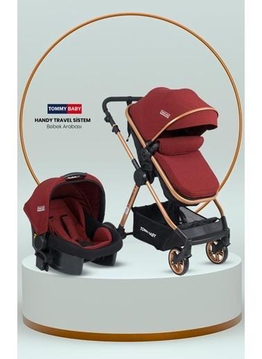 Tommy Baby Handytravel (Seyahat) Sistem Bebek Arabası Bordo